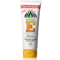 Fruit of the Earth Vitamin-E Skin Care Cream 8 oz [071661009787]