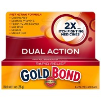 Gold Bond Maximum Relief Anti-Itch Cream 1 oz [041167050101]