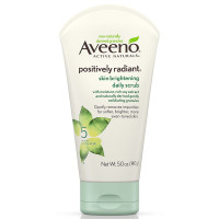 AVEENO Active Naturals Skin Brightening Daily Scrub 5 oz [381370036760]