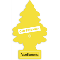 Little Trees Car Air Freshener, Vanillaroma 2 ea [076171220059]