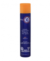 it's a 10 Miracle Super Hold Finishing Spray Plus Keratin, 10 oz [898571000525]