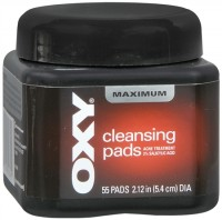 OXY Maximum Cleansing Pads 55 Each [310742023459]