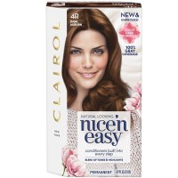 Clairol Nice 'n Easy Permanent Hair Color, [4R] Dark Auburn 1 ea [070018116758]