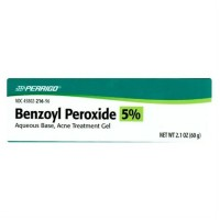 Perrigo Benzoyl Peroxide Acne Treatment Gel 2.1 oz [345802216960]