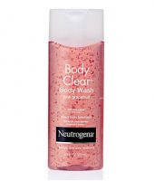 Neutrogena Body Clear Body Wash, Pink Grapefruit 8.5 oz [070501053706]