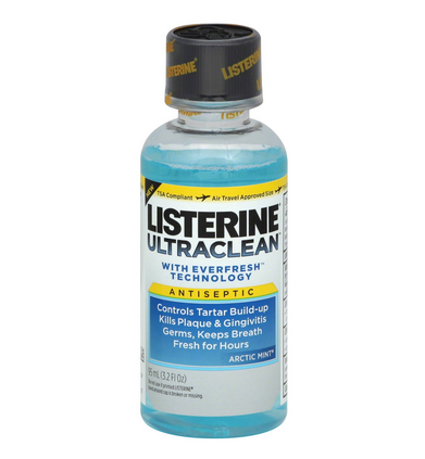 Listerine Advanced Antiseptic Arctic Mint  95 mL [312547422642]