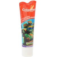 Colgate Kids Teenage Mutant Ninja Turtles Toothpaste, Bubble Fruit 4.6 oz [035000782816]
