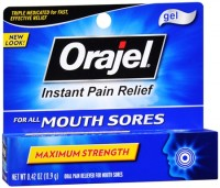 Orajel Mouth Sore Gel 0.42 oz [310310318055]