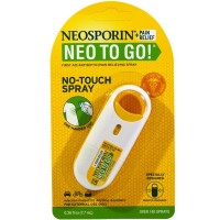Neosporin + Pain Relief Neo To Go! Spray 0.26 oz [312547237222]