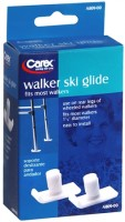 Carex Walker Ski Glide A809-00 2 Each [023601018090]