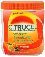 Citrucel Powder Orange Flavor 16 oz [300680418165]