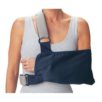 "ProCare 79-84163 Shoulder Immobilizer with Foam Straps, Small, 7"" Envelope Size Depth, 13"" Length  1 ea [888912032704]"