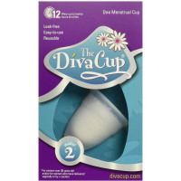 Diva Wash Model 2 Menstrual Cup 1 ea [857538000022]