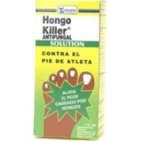 Hongo Killer Antifungal Solution 1 oz [000856008250]