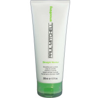 Paul Mitchell Straight Works Gel, Smoothing Style 6.8 oz [009531112909]