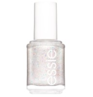 Essie winter nail polish, winter trend 2019, glitter finish, let it bow, 0.46  oz [095008038124]