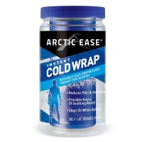 Arctic Ease Instant Cold Wrap, Blue 1 ea [853867002348]