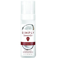 Summer's Eve Simply Foaming Wash, Coconut Water 5 oz [041608003017]