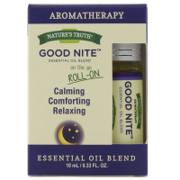 Nature's Truth Good Nite Essential Oil Roll-On Blend 0.33 oz [840093107015]