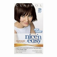 Nice 'n Easy with Color Blend Technology Permanent Color, Natural Dark Caramel Brown 120B 1 ea [381519043963]