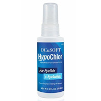 OCuSOFT HypoChlor Solution for Eyelids/Eyelashes 2 oz [015718350026]