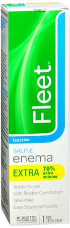 Fleet Extra Cleansing & Relief Enema 7.80 oz [301320020113]