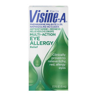 Visine-A Eye Allergy Relief Eye Drops, 0.5 oz [369968006319]