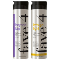 fave4  Lets Go Beyond Big Bundle - Beyond Big Shampoo (8.5 oz), Lets Go Light Conditioner (8.5 oz) 1 ea [191567443024]