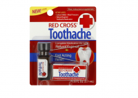 Red Cross Toothache Complete Medication Kit 0.12 oz [310742000917]