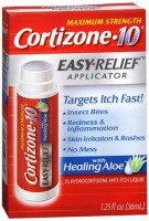 Cortizone-10 Easy Relief Applicator Anti-Itch Liquid 1.25 oz [041167003206]