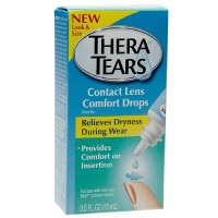 TheraTears Contact Lens Comfort Drops 0.50 oz [358790004150]