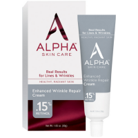 Alpha Skin Care Enhanced Wrinkle Repair Cream 0.15% Retinol 1.05 oz [735379150918]