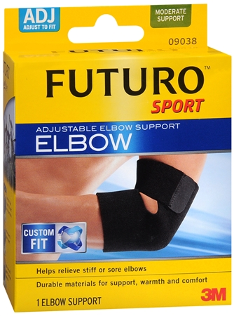 FUTURO Sport Elbow Support Adjustable 1 ea [382255242009]