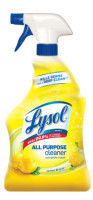 LYSOL All-Purpose Cleaner Trigger, Lemon Breeze Scent 40 oz [019200839259]
