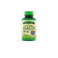 Nature's Truth Flush Free Niacin 500mg,  100 ea [840093101136]