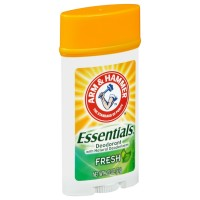 ARM & HAMMER Essentials Natural Deodorant Fresh 2.50 oz [033200197935]