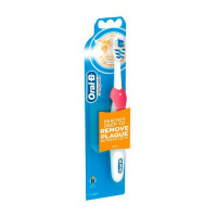 Oral-B CrossAction Dual Clean Power Toothbrush Soft 1 Each [069055838341]