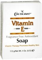 Cococare Vitamin E Soap 4 oz [075707041502]