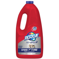Resolve Pet Stain Remover Carpet Cleaner 60 oz [019200902489]