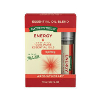 Nature's Truth Essential Oil Roll-On Blend, Energy 0.33 oz [840093104472]