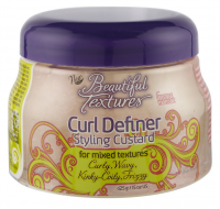 Beautiful Textures Curl Defining Styling Custard, 15 oz [802535702158]