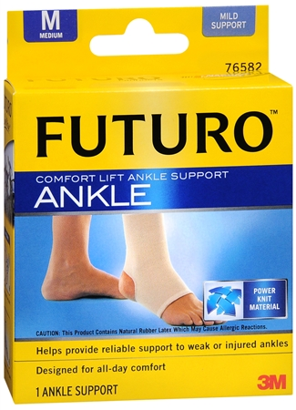 FUTURO Comfort Lift Ankle Support Medium 1 Each [382250045032]