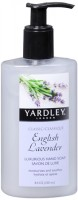 Yardley London Luxurious Hand Soap Classic English Lavender 8.40 oz [041840829277]