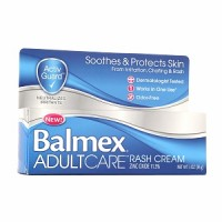Balmex Adult Care Rash Cream 3 oz [041167024409]