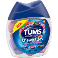 TUMS Chewy Bites Berry  32 ea [307667491807]