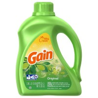 Gain Lift & Lock Liquid Detergent, Original 100 oz [037000127864]