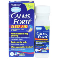 Hyland's Calms Forte Sleep Aid Tablets 100 ea [354973325722]