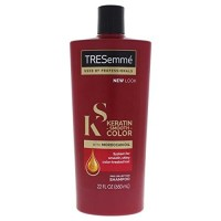 Tresemme Shampoo Keratin Smooth Color With Moroccan Oil 22 oz [022400000503]