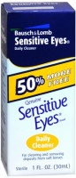 Bausch & Lomb Sensitive Eyes Daily Cleaner 30 mL [310119010044]