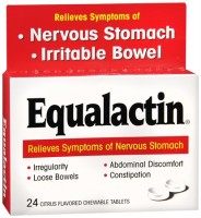 Equalactin Chewable Tablets 24 Tablets [038485000260]